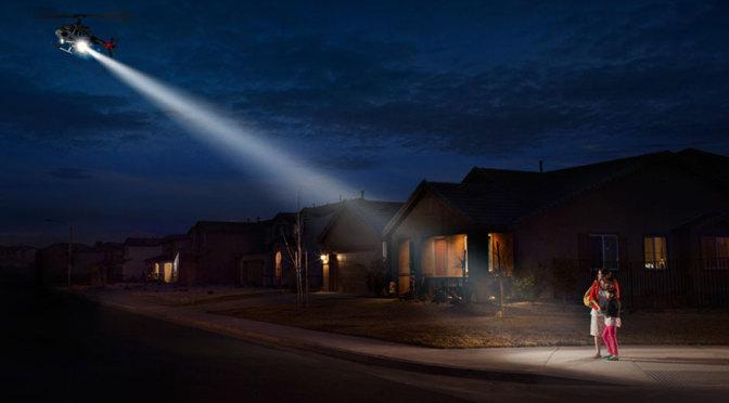Oprah magazine discusses immigration enforcement and Border Patrol abuse