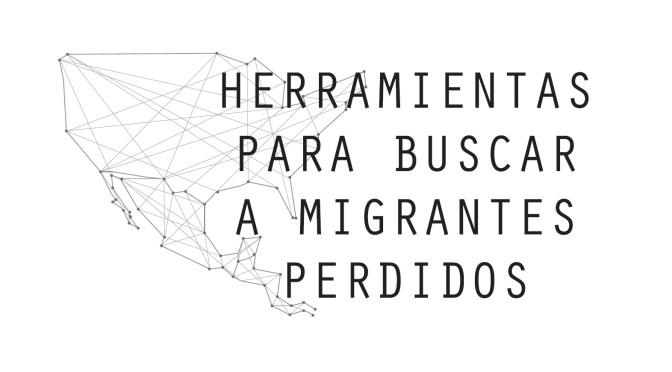Herramientas para Buscar a Migrantes Perdidos