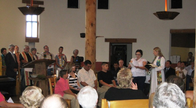 Sanctuary at Southside Presbyterian