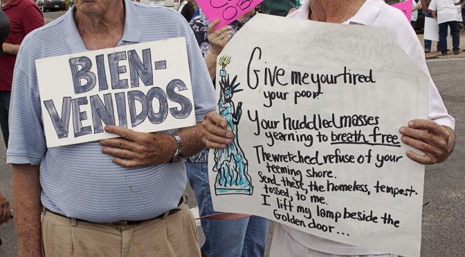 Declaración de las comunidades de la frontera de Arizona acerca de la crisis de refugiados de Centroamérica