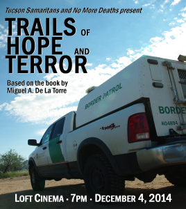 Trails of Hope and Terror: a documentary film by Vincent De La Torre