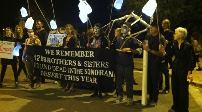 2014 All Souls Procession. Photo courtesy of Jean Rooney.