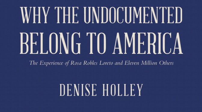 New book by NMD volunteer on the fight for immigration justice