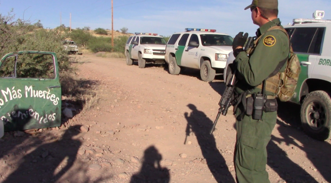 Border Patrol raids humanitarian-aid camp in targeted attack