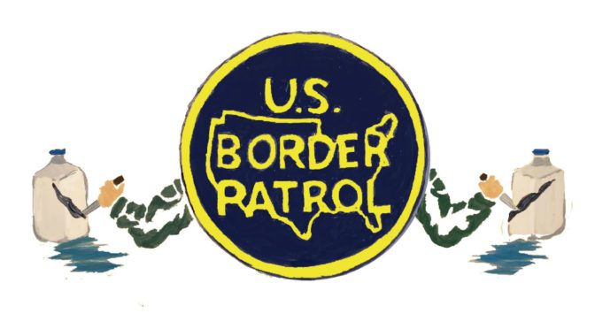 Demand Border Patrol stop destroying humanitarian aid