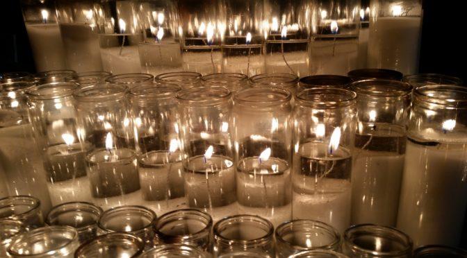 Organiza una Vigilia por los Desaparecidos