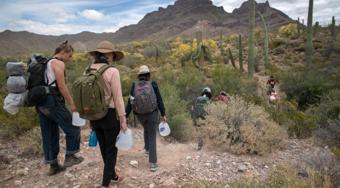 """I gave water to migrants crossing the Arizona desert. They charged me with a felony."""