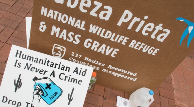 NO MORE DEATHS VOLUNTEERS WIN #CABEZA9 APPEAL: CONVICTIONS REVERSED