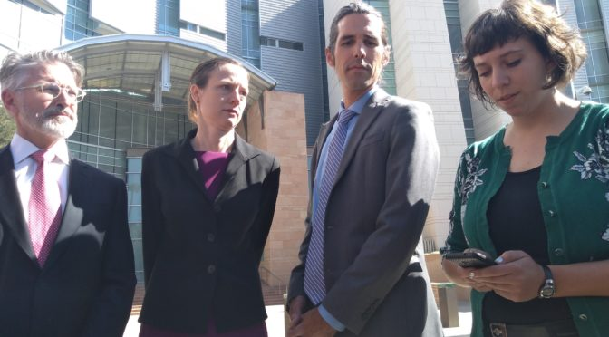 Final Charge Against Dr. Scott Warren Dropped! Statements from Outside Court