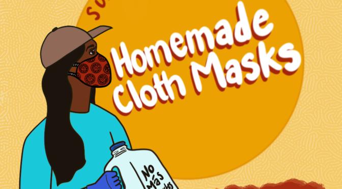 Make Cloth Masks for No More Deaths!